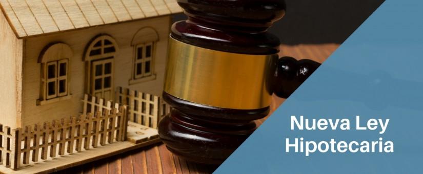 Los cambios que trae la nueva Ley Hipotecaria. - Abogado Zaragoza