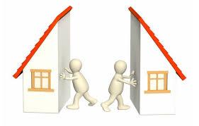 Tributación de la extinción parcial del condominio.