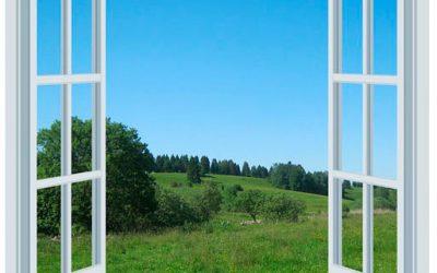 ¿Puedo tapar las ventanas del vecino?