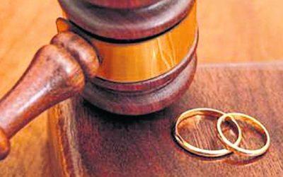 Momento en que se produce la disolución del régimen económico matrimonial en los supuestos de cese de convivencia y posterior divorcio