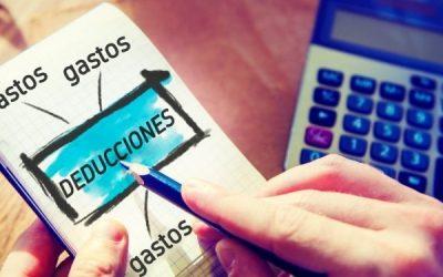 Los gastos de abogado y procurador abonados para la eliminación o minoración de la cláusula suelo son gasto deducible en la declaración de IRPF del cliente.