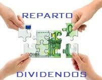 REPARTO DE DIVIDENDOS PARA EL EJERCICIO 2020